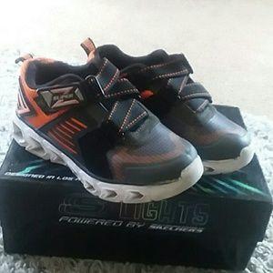 Skechers light up shoes